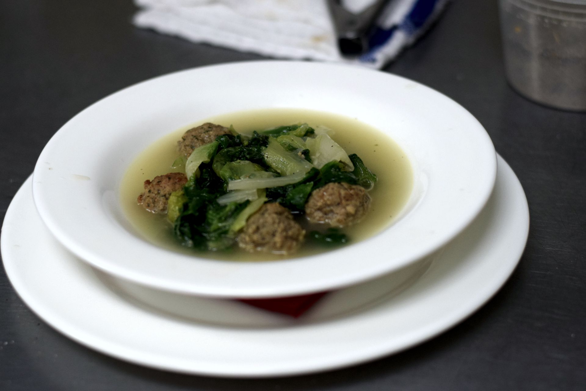 Cafe Italia Italian Wedding Soup